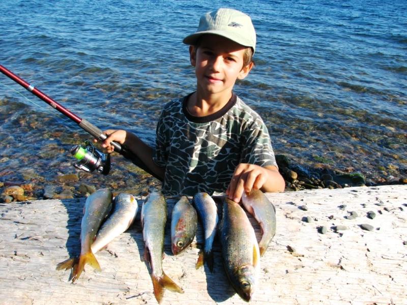 рыбалка в сентябре иркутск